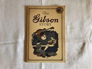 Libro Rarissimo The Gibson Story Storia Della Chitarra Gibson 1973 Inglese