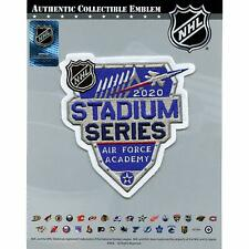 Official Nhl 2020 Stadium Series Patch Colorado Avalanche vs Los Angeles Kings