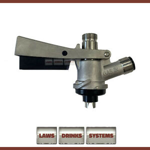Sankey Keg Coupler / S Type Keg Connector - NEW
