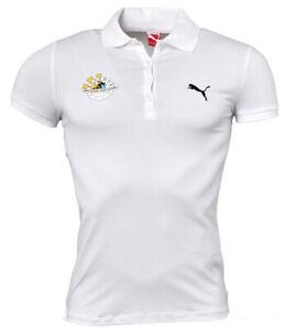 Puma Mens Bahamas Pro Elite 2015 Polo Sports Shirt Top White Sizes new
