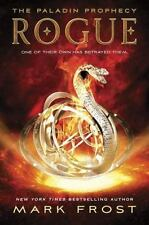 Rogue The Paladin Prophecy Series Book 3 by Mark Frost Hardcover Hardback NEW