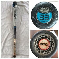 Louisville Slugger 718 Select 33/30 -3 BBCOR Hard To Find. Awesome Sweet Spot