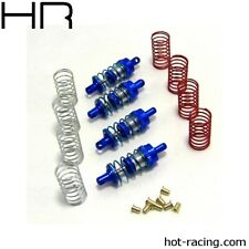Hot Racing 1/24th Scale Aluminum 32mm Shock Set/Losi Micro 4WD  HRAMFD32806