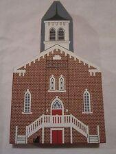 DEXTER AVE BAPTIST CHURCH 1994 BLACK HERITAGE SERIES CAT'S MEOW VILLAGE NEAR MNT
