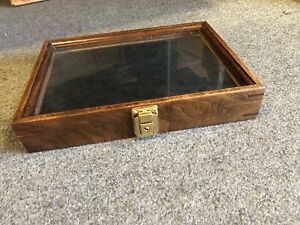 Pin Collector's Display Case - for Disney,  Olympic & other collectible pins