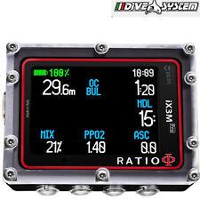 LO3 12 RATIO Diving Computer DIVE SYSTEM TECH   RATIO ix3m-pro-easy