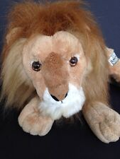 Plush Lion Disney Animal Kingdom King of the Jungle 20 in.