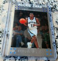 MIKE CONLEY JR. 2007 Topps CHROME #1 Draft Pick Rookie Card RC Utah Jazz HOT $$$