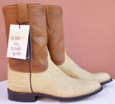 """Lucchese Classics Handmade, """"Exotic Leather"""" Skin, Style# L3114, Size (9 D)"""