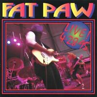 Live 4-28-95 by Fat Paw CD