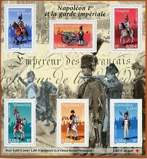 STAMP / TIMBRE FRANCE NEUF BLOC N° 72 ** CELEBRITES NAMOLEON 1°