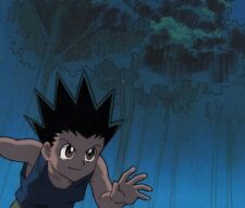 Hunter x Hunter Anime Production Cel Douga Gon Attack ハンター×ハンター