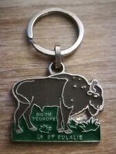 Buffalo America Wild Animal Cool Gift #15563 Winter Bison Herd Keyring IP02