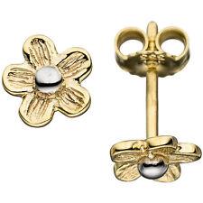 Butterfly Verschlüsse Gold oder Weißgold 585 Flügerl Verschlüsse Ohrmuttern Gold