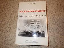 1983.Le renversement ou la Boucane contre l'Ordre Noir.RP Martin