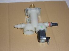 99003606 Dishwasher Single Solenoid Fill Valve Pulled From A New Dishwasher