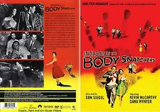 Invasion of the Body Snatchers ~ New DVD ~ Kevin McCarthy (1956)