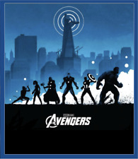 The Avengers (Blu-ray disc only limited edition 2012) LIKE NEW