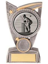 Cricket Trophies Triumph Cricket Player Trophy 2 sizes FREE Engraving