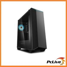 Deepcool Earlkase RGB V2 ATX Case With RGB Lighting System Tempered Glass Side