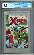 Marvel Milestone Edition: X-Men #1 (1991) CGC 9.6  White Pages  Jack Kirby Cover