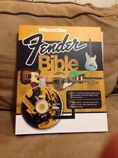 Interactive Fender Bible: Fender Facts Hunter, Dave/ Verheyen, Carl/ Bacon, Tony
