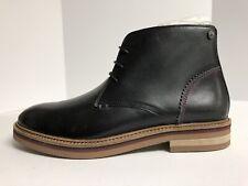 Original Penguin Myles Chukka Mens Boot Black 11 M