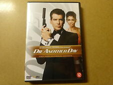 2-DISC ULTIMATE EDITION DVD / JAMES BOND 007 - DIE ANOTHER DAY