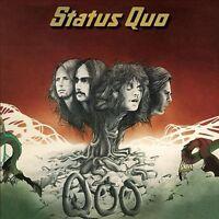 """STATUS QUO """"QUO"""" CD NEUWARE"""