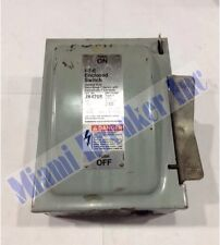 Jn421r Ite Enclosed Switch 30 Amp 240v