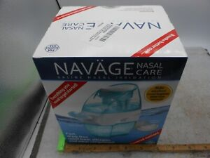 Navage saline nasal irrigation Relief from allergies and sinus  congestion.