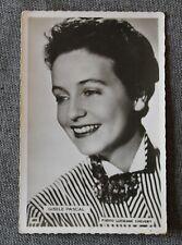 Gisele Pascal, carte postale année 50-60