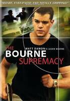 The Bourne Supremacy (DVD, 2004, Widescreen) FACTORY SEALED