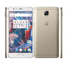 OnePlus 3 A3003 Dual 4g 64gb Gold With Google Stock in EU