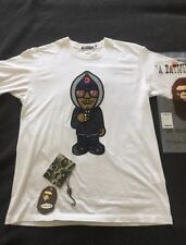 Bape X Kid Cudi Mr Rager T-shirt A Bathing Ape Kids See Ghosts
