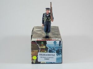 King & Country. RN Sailor at Attention. Fields of Battle. FOB047. Retired. MIB