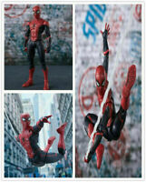 S.H.Figuarts Spider-Man Homecoming Home Made Suit Ver. SHF Action Figure