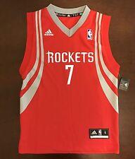 Adidas NBA Houston Rockets Jeremy Lin Basketball Jersey Youth S (8)