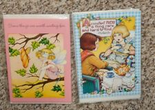 Rare Mary Engelbreit Note Cards Friends & Fairy Total 11 Cards Blank Inside