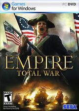 Brand New! Empire Total War Strategy game Very Fast Shipping!