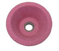 100mm Pink Grinding Cup Wheel / aluminium oxide