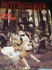 Star Wars Comic - Return of the Jedi - No 39 - Date 14/03/1984 - Marvel Comic