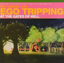 THE FLAMING LIPS - EGO TRIPPING AT THE GATES OF HELL CD EP VGC