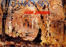 Tchaikovsky: Piano Concerto N. 3 Igor Zhukov Melodia