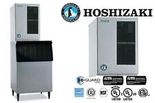 Hoshizaki Commercial Crescent Ice Cuber Air-Cooled Condenser Km-600Mah