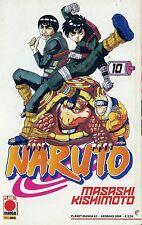 NARUTO n° 10  edizione Planet Manga numeri neri