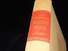 Vintage Book, READER'S DIGEST THIRTIETH ANNIVERSARY READER, Dwight D Eisenhower