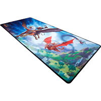 Blizzcon 2019 World of Warcraft 15th Anniversary Gryphon Rider Mouse Pad Mat
