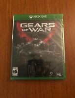 MINT - SEALED - Gears Of War Ultimate Edition (Xbox One) BRAND NEW / Region Free