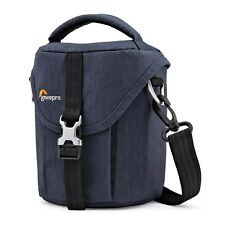 Lowepro Scout SH100 Camera bag with shoulder strap - Blue - New